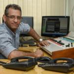 Edson Roberto Martins -  Operador de Som