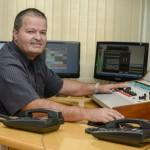 Carlos Aparecido Campanucci -  Operador de Som