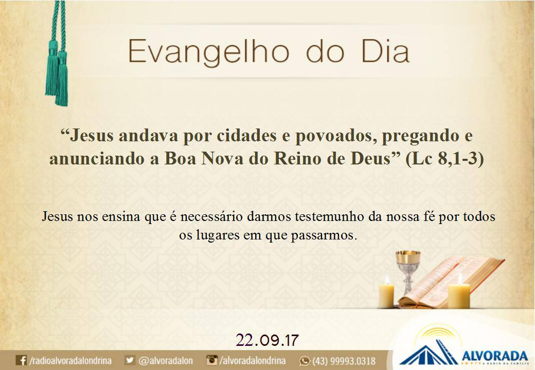 EVANGELHO 2209
